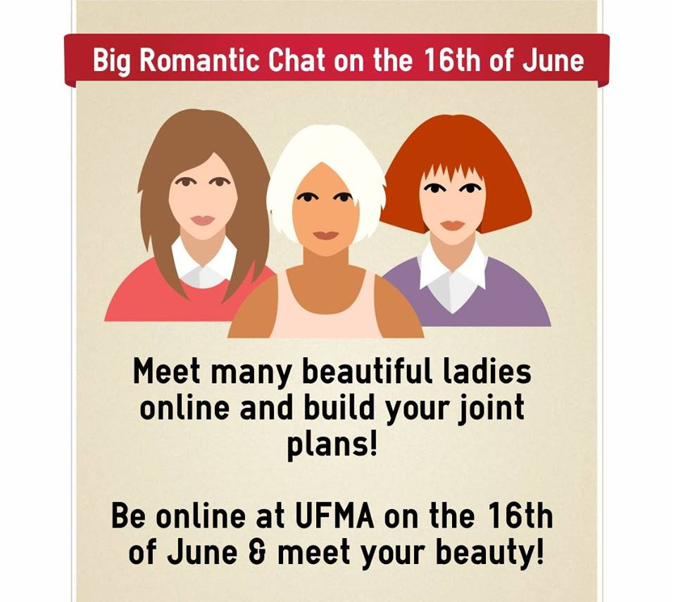 big online chat on the 16th of june