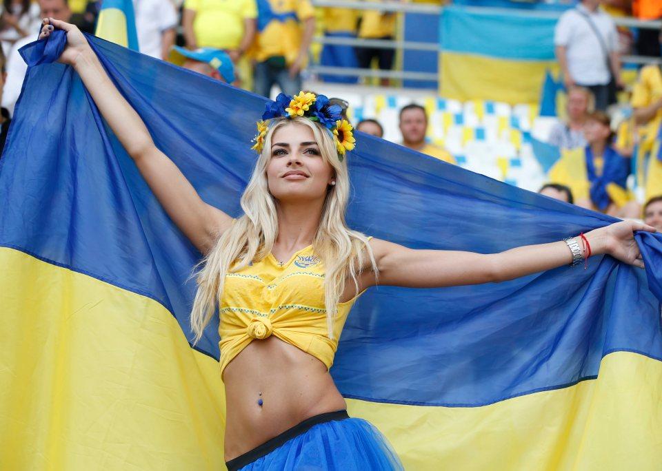 nice ukrainian girls